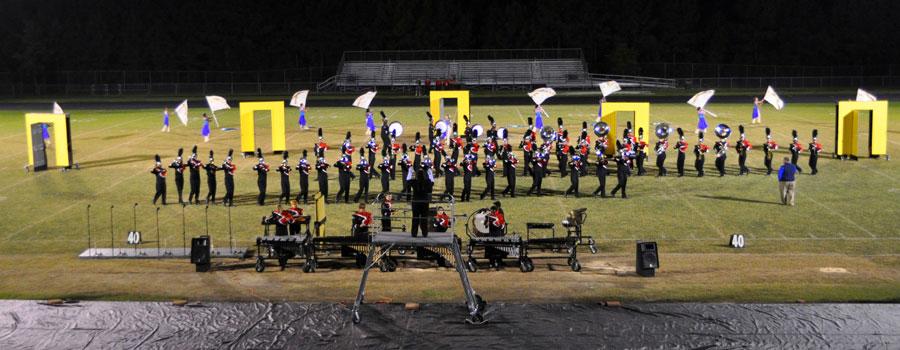 Middle Creek High School Band  